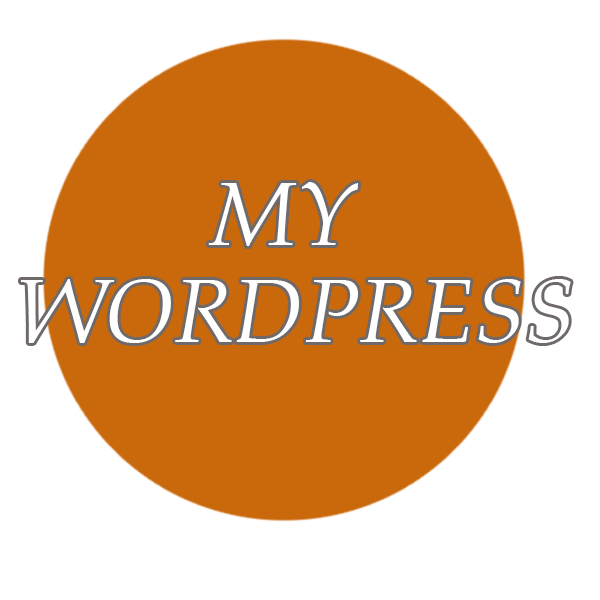 My Wordpress big logo